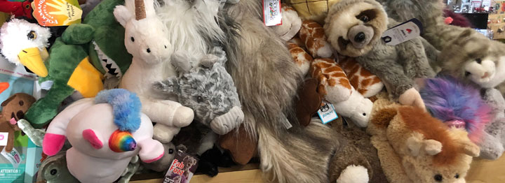 Plush animals image